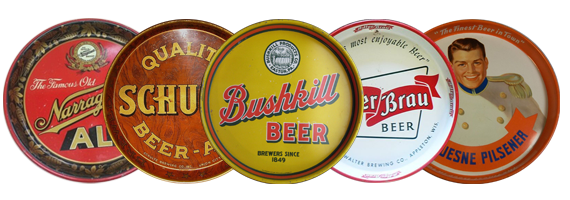 Antique Beer Tray Value Guide