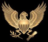 front-black-eagle