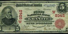 granite-banknote
