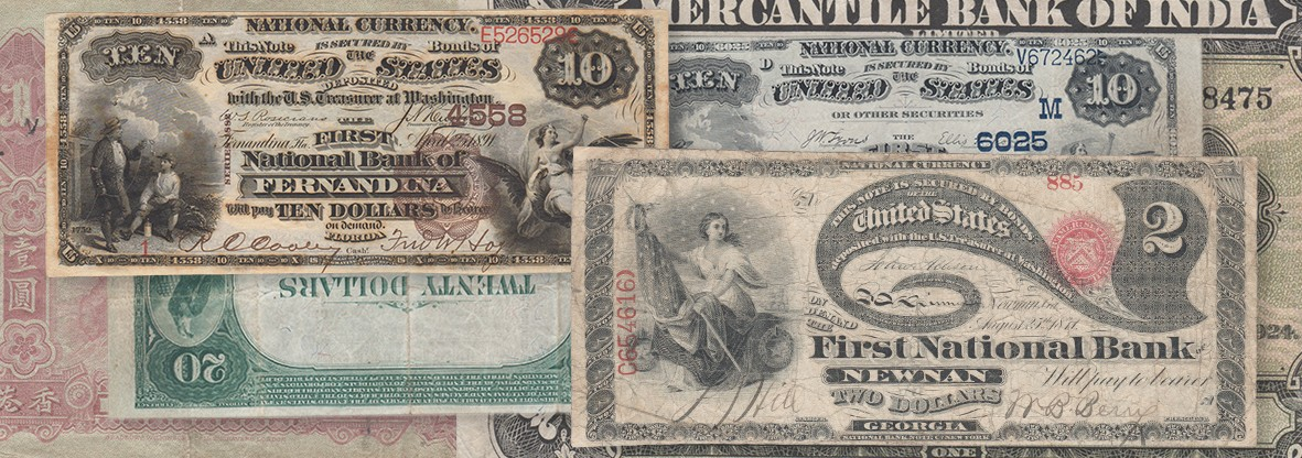 Currency-Banner
