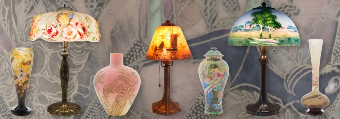 Lamp-Banner